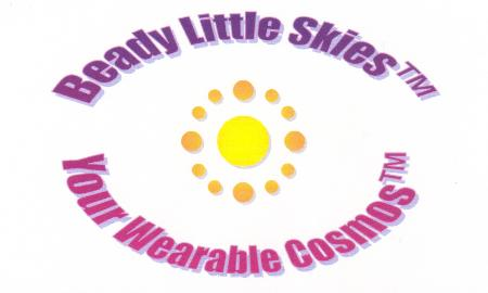 Beady Little Skies� logo